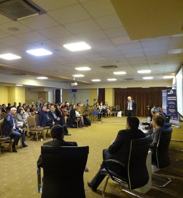 Форум по управлению интернетом ArmIGF 2016