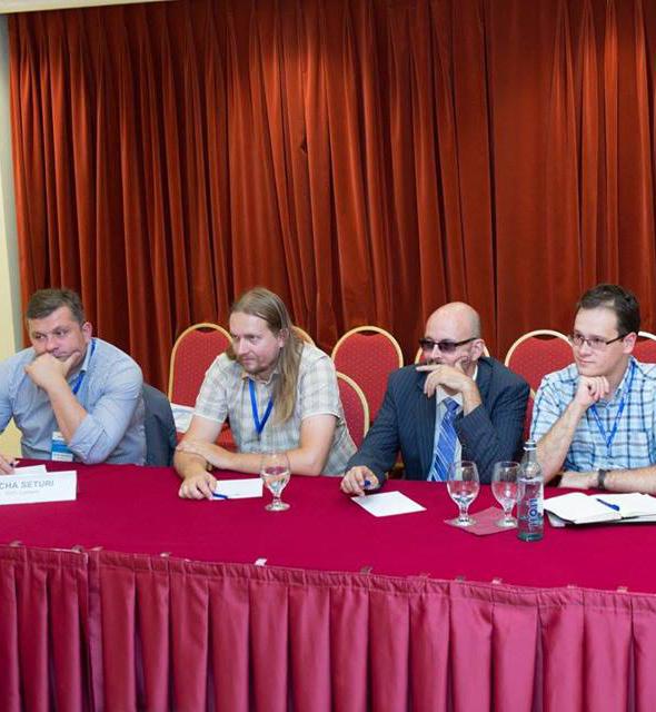 Региональный форум ArmIGF-2015 и 8-я Международная конференция TLDCON-2015. Ереван, Армения