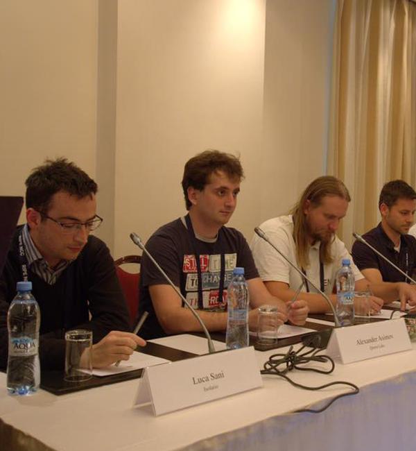 Ассоциация «Открытая сеть» приняла участие в ENOG 11